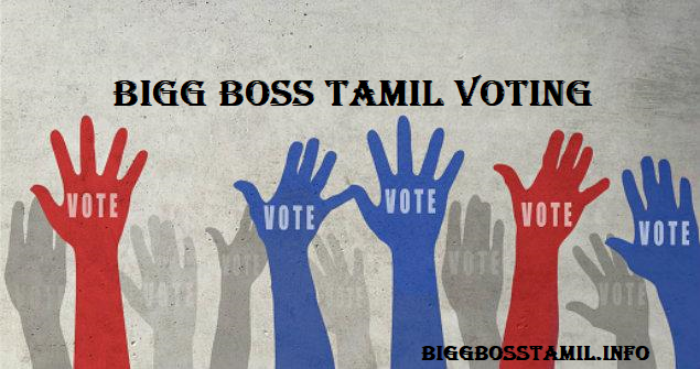 bigg boss tamil voting season 2